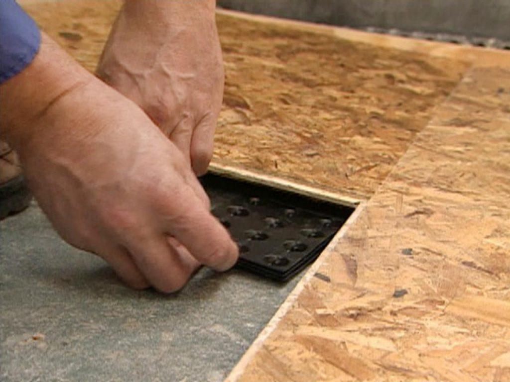 Полы из фанеры на бетонный пол