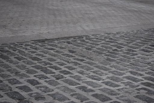 Укладка гранита на улице технология
