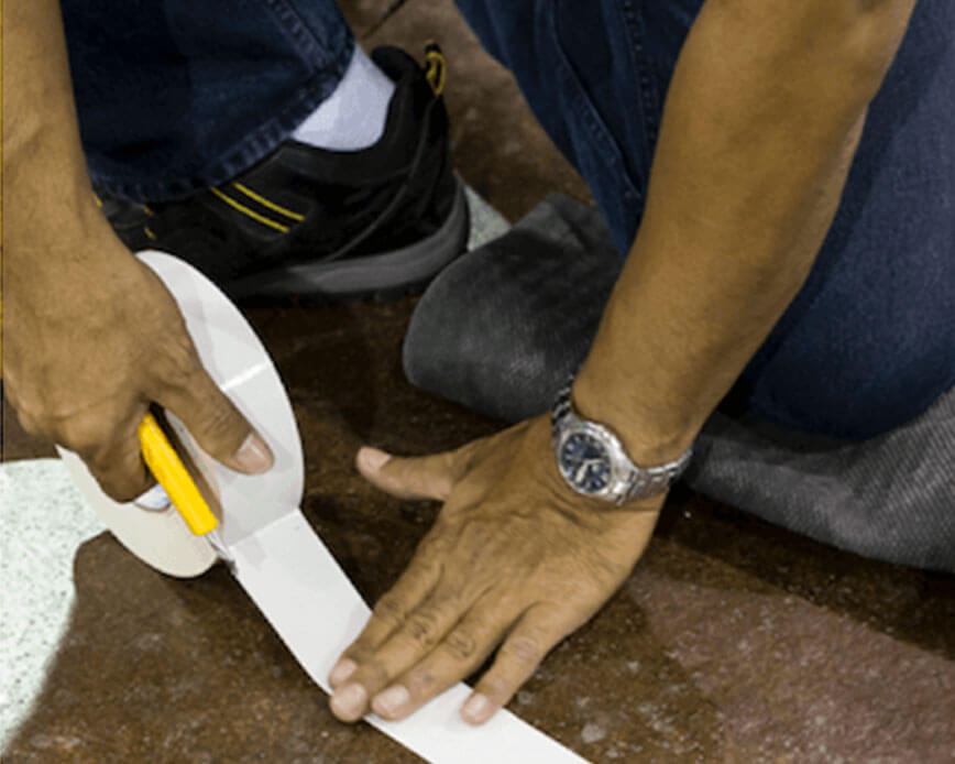Как правильно положить линолеум на бетонный пол