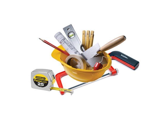 Инструменты для укладки гранита